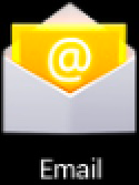 Android 4 : Email App Icon